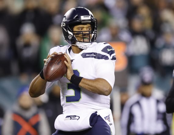 Russell Wilson says he wants to play until he's 45