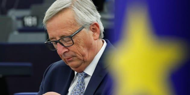 Juncker vuole più Unione ed euro, sente