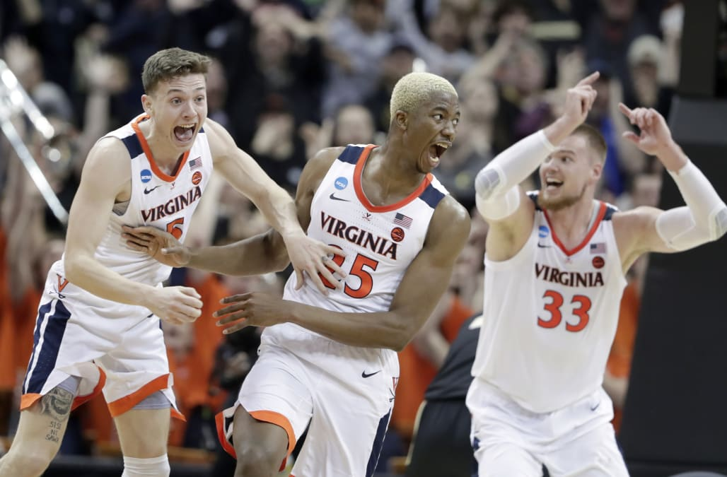 March Madness: Championship odds for each Final Four team