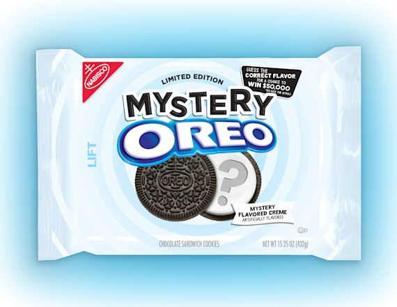 Oreo will give you $50K if you can guess new flavor