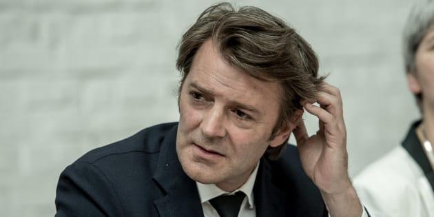 François Baroin devient