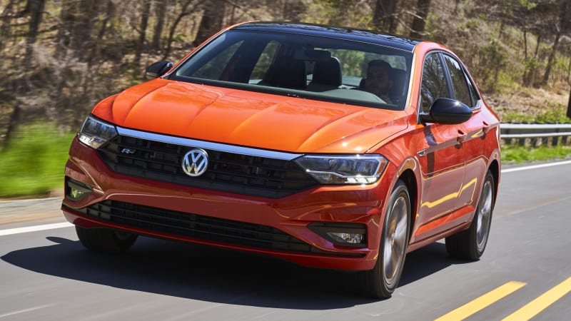 2019 vw jetta first drive review autoblog. Black Bedroom Furniture Sets. Home Design Ideas