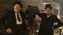 Laurel et Hardy se déchirent dans un extrait exclusif du
