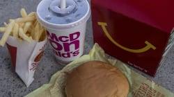 McDonald's dice que las cajitas felices serán más saludables