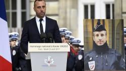 Xavier Jugelé et son compagnon se sont mariés à titre posthume en présence de Hollande et