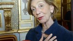 Nicole Bricq, une des premières parlementaires socialistes à rejoindre Macron, louait sa