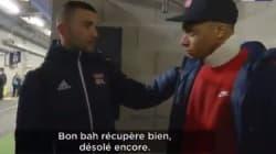 Lopes s'est excusé auprès de Mbappé après leur violent