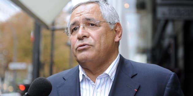 Robert Bourgi le 12 septembre 2011 à Paris.