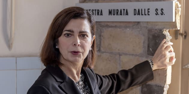 Laura Boldrini e la fake news sul nipote che gira su Whatsapp