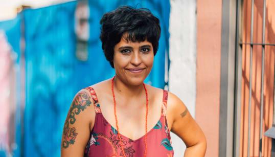 Dia 33: Paloma Amorim, a escritora da