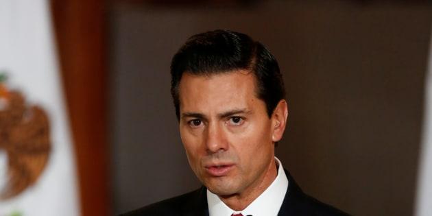 """Le Mexique """"ne paiera pas le mur"""" que Donald Trump veut faire construire"""