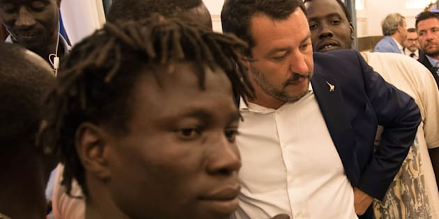 Salvini avverte: con gli immigrati in fuga la tubercolosi torna a diffondersi