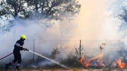 La plupart des incendies maîtrisés malgré une