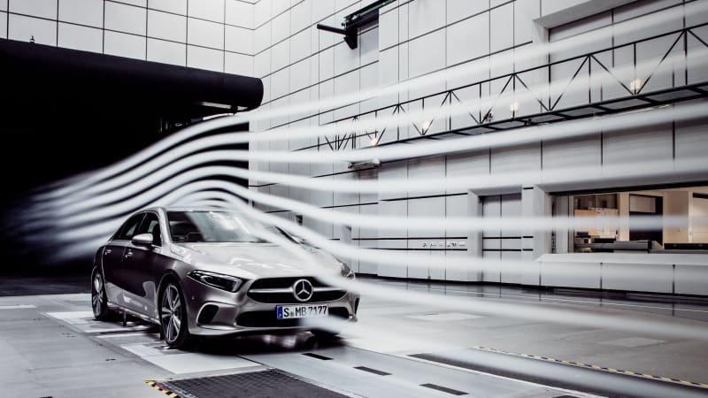 2019 mercedes benz a class will be the most aerodynamic for A class mercedes benz price