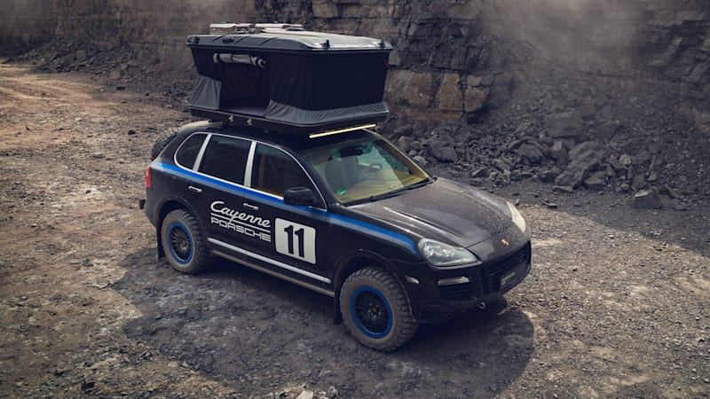 Porsche Classic welcomes first-gen Cayenne with rally-inspired builds