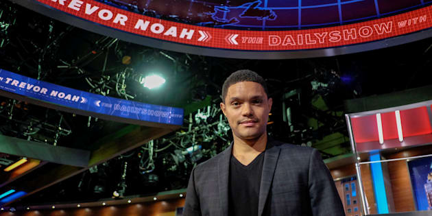 Television host Trevor Noah poses for a picture as he attends an interview with Reuters in New York July 7, 2016. REUTERS/Eduardo Munoz