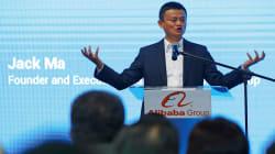 Jack Ma, homme le plus riche de Chine et patron d'Alibaba, ne prend finalement pas sa