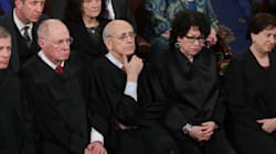 Watching Supreme Court Justices Watch Trump Is Your New Favourite