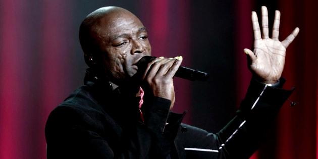 Le chanteur Seal à son tour accusé d'agression sexuelle