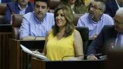 Susana Díaz anuncia una renta mínima de inserción como prestación garantizada en