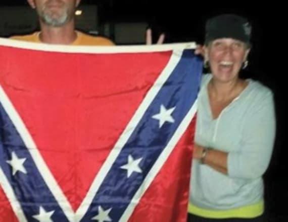 Bullied student's mom slammed over confederate flag