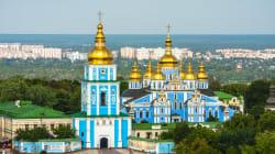 Un paseo por Kiev y por la final de la Champions a cámara