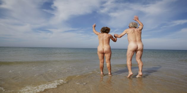 Know one Nudist queensland australia apologise, but