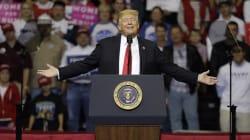 Trump se declara un nacionalista y las redes sociales