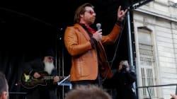 Hommage surprise des Eagles of Death Metal à Paris deux ans après l'attentat au