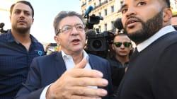 À la manif de Marseille, Mélenchon compare ses détracteurs au