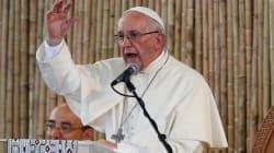 Le pape s'insurge contre les violences faites aux femmes en
