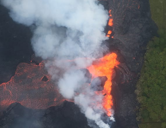 How Kilauea volcano to cause health issues