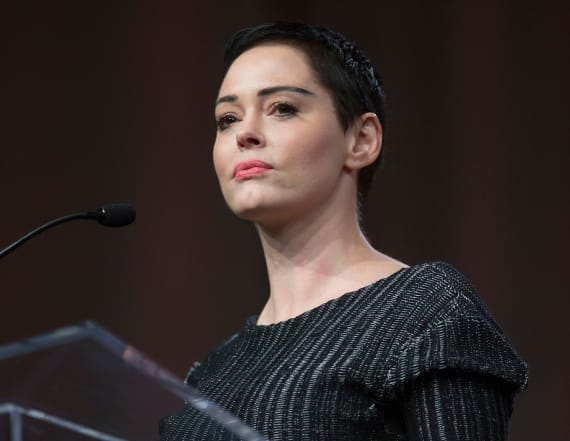 Rose McGowan calls out Meryl Streep for 'hypocrisy'