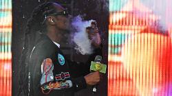 Quelqu'un a déjà fumé plus que Snoop