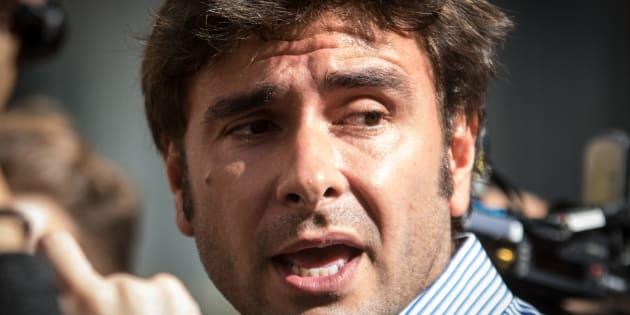 """Alessandro Di Battista: """"Inaccettabile il veto di Matta"""
