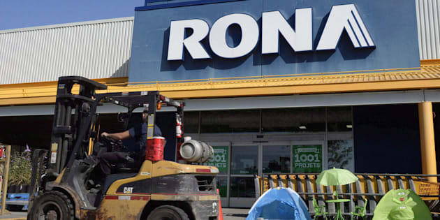 Lowe's a annoncé lundi la fermeture d'une cinquantaine de magasins en Amérique du Nord, dont neuf RONA au Québec.