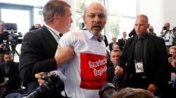 Un journaliste turc évacué de la rencontre Merkel-Erdogan à cause de son
