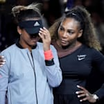 Naomi Osaka cuenta qué le susurró Serena Williams en la final del US