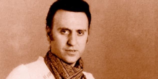 Tony Luz, en una imagen de 1980.