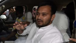 Tejashwi Yadav Lashes Out At BJP, Says PM Modi And Amit Shah Conspiring Against