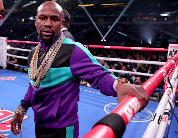 Mayweather says he's retired from 'brutal sport'