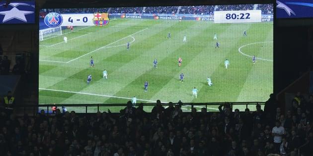 Le PSG a affolé toutes les stats face au Barça en 1/8 de finale aller de la Ligue des Champions au Parc des Princes