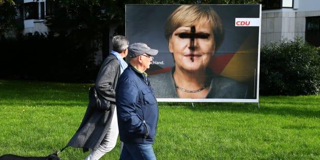 Frauke Petry juge son départ d'AfD inéluctable — Allemagne