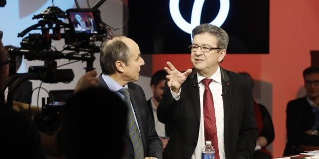 Jean-Luc Mélenchon détaille son programme à 173 milliards sur YouTube