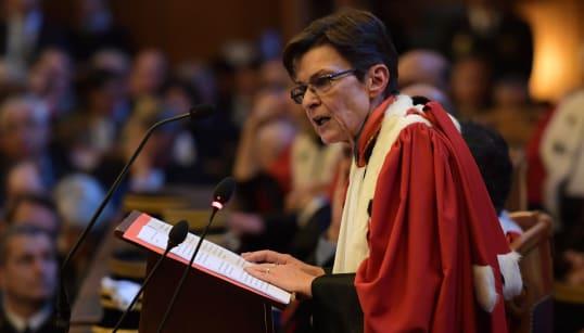 La procureure qui supervise les enquêtes sur la France insoumise dénonce
