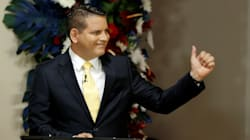 El predicador evangélico, Fabricio Alvarado, lidera las preferencias en Costa