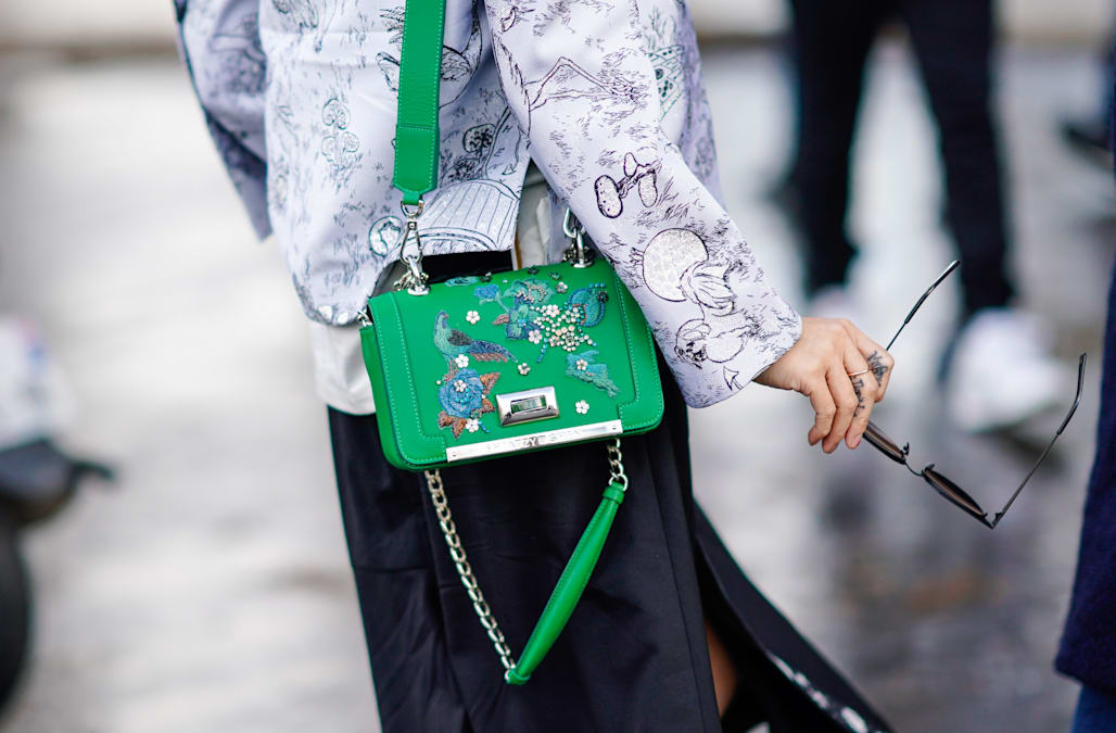 bd625ef28153 Over 20 fashionable ways to wear green on St. Patrick's Day - AOL ...