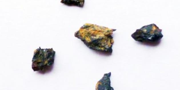 Cette pierre n'est pas juste extraterrestre, ses composés n'existeraient même plus dans le système solaire