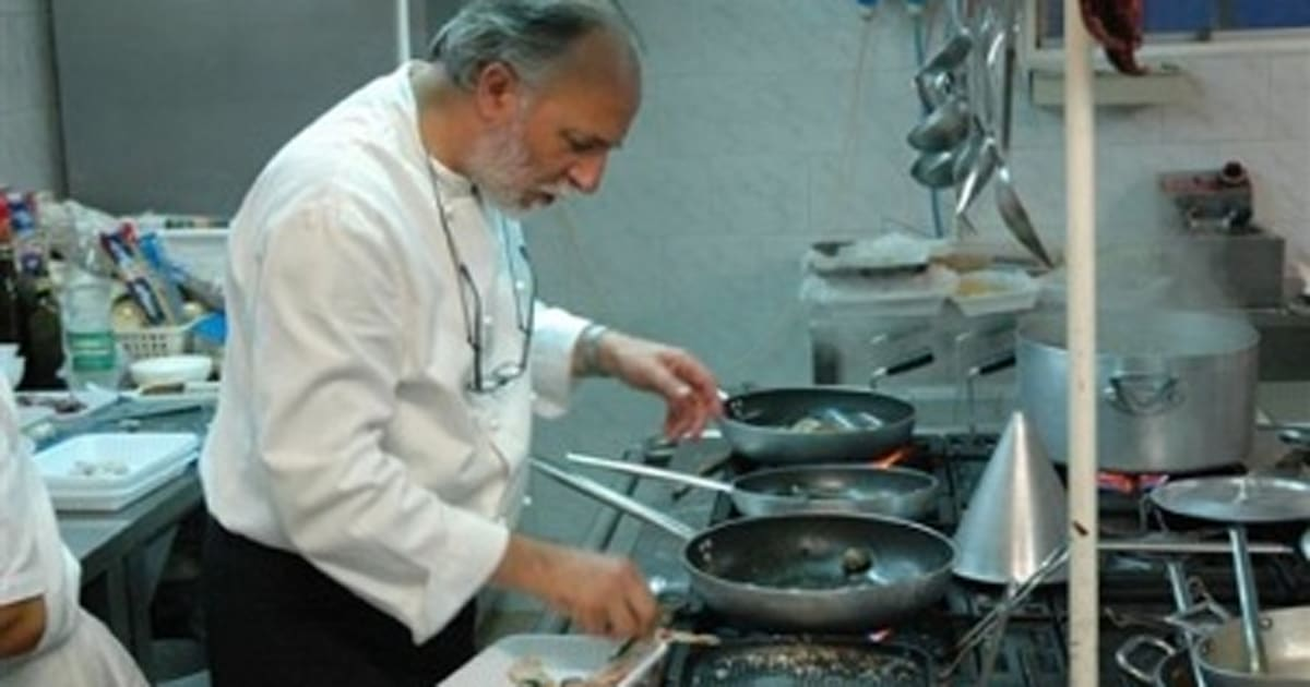 Lo chef Luciano Zazzeri si è suicidato. Aveva 63 anni