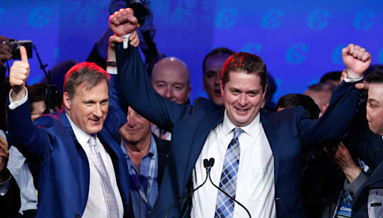 Bernier Fires Back At Scheer In Tweets Blasting 'Identity
